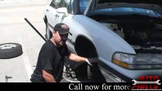 1995 Buick LeSabre Brake Pad