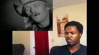 Gambar cover Alan Jackson Midnight in Montgomery Reaction