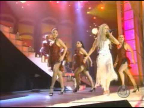 Christina Aguilera - Grammy Awards 2001