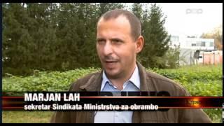 Osebni stečaji vojakov in zaposlenih v MORS