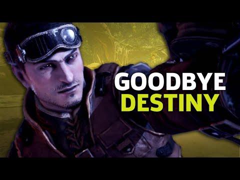 Goodbye Destiny, Hello Monster Hunter