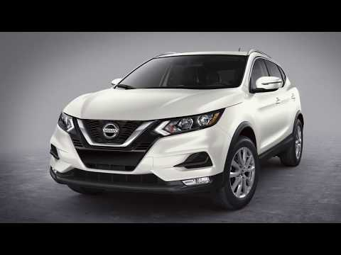 2020 Nissan Rogue Sport - Moonroof (if so equipped)