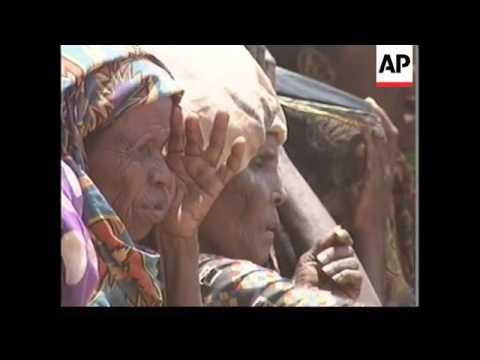 ETHIOPIA: UN FAMINE WARNING (2)