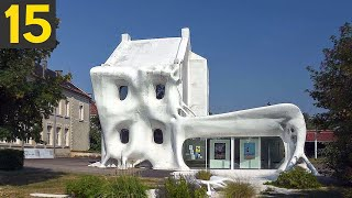 TOP 15 SILLY Looking Houses
