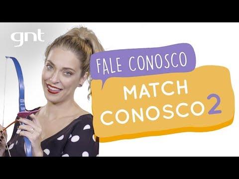 Match Conosco 2: O app de relacionamentos está de volta! | #86 | Fale Conosco | Júlia Rabello