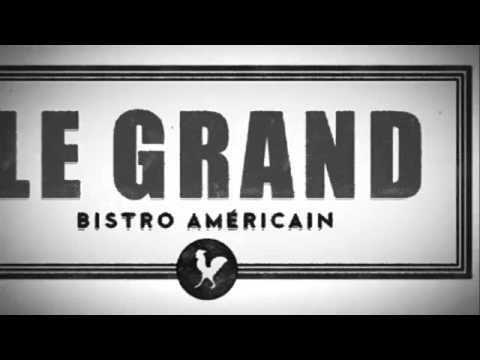 Le Grand Bistro of Kirkland, Washington. Hello World!
