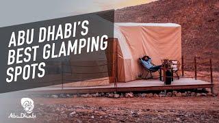 Spend a night under the desert sky in Abu Dhabi | Visit Abu Dhabi