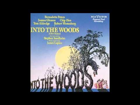 Into The Woods part 2 - Cinderella At The Grave