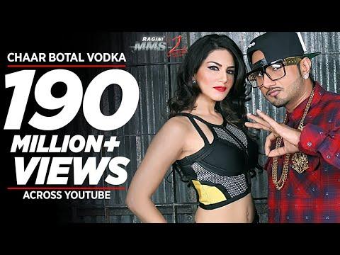 Chaar Botal Vodka Full Song Feat. Yo Yo Honey Singh, Sunny Leone   Ragini MMS 2