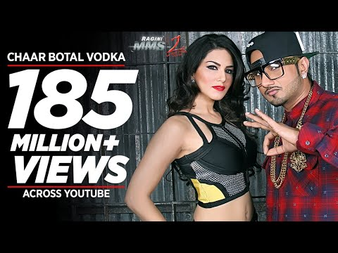 Chaar Botal Vodka Full Song Feat. Yo Yo Honey Singh, Sunny Leone  Ragini Mms 2