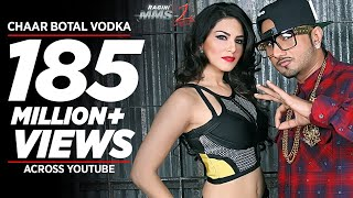 Chaar Botal Vodka Full Song Feat. Yo Yo Honey Singh, Sunny Leone , Ragini MMS 2