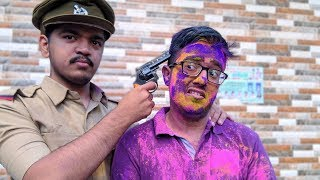 Holi Hai !!! | Sindhi Funny Video | Sindhi Comedy Video | Doing Anything