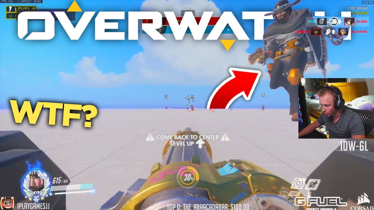 Overwatch MOST VIEWED Twitch Clips of The Week! #97