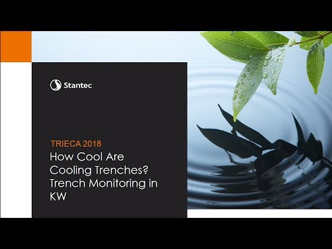 How Cool are Cooling Trenches?