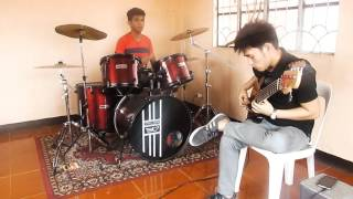 justin bieber love yourself drums and bass cover