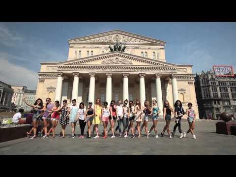 Bolshoi Ballet Academy Summer Intensive 2014