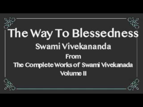 THE WAY TO BLESSEDNESS - SWAMI VIVEKANANDA - audiobook - lomakayu