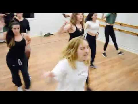 Bloodline by Ariana Grande - Choreography by Susie K