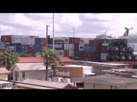 Antigua Port Update