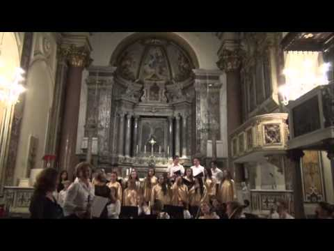 CONCERTO    SCUOLA DELLA MUSICA DI  SABINOV  AMALFI 19 09 2014