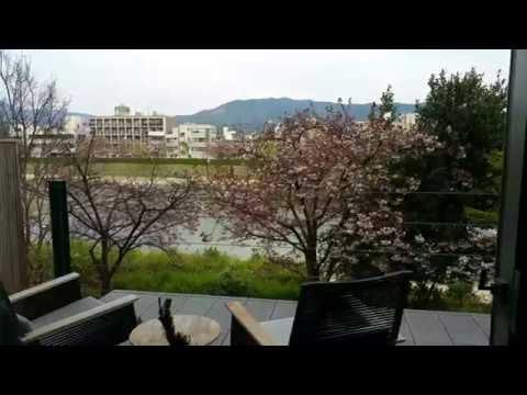 Walk Through Ritz Carlton Kyoto Hotel Room
