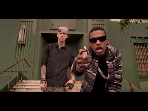 Kid Ink – Hell & Back (Remix) feat MGK [Official Video]