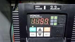 Преобразователь частоты Hitachi серия WJ200(, 2013-05-27T07:16:54.000Z)