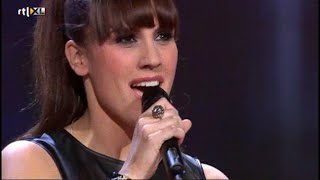 Floortje Smit - Every Breath You Take | Live Show 5 | The Voice Of Holland 2012