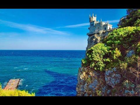 Необычный Крым. Секретные места!