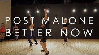 Post Malone - Better Now | @mikeperezmedia @mdperez88 Choreography Video