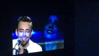 Murat Dalkılıç'tan Merve Boluğur'a Sürpriz Şarkı Harbiye Açık Hava Sahnesi
