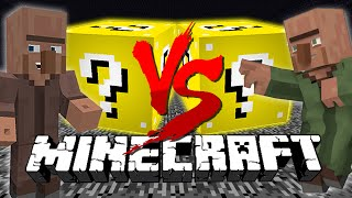 Minecraft: LUCKY BLOCK CHALLENGE | No Villager Trades
