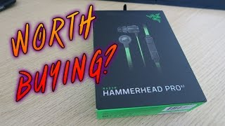 Razer HammerHead Pro V2 Follow Up Review - Are They Worth It?