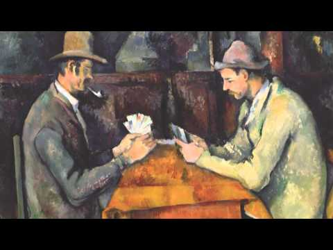 Cézanne's Card Players