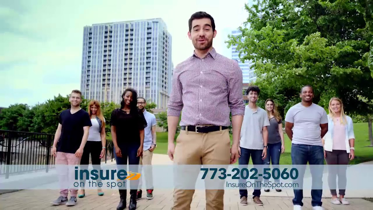 Free Quote Insure On The Spot Chicago Auto Insurance 773