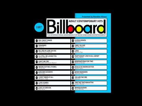 Billboard Top AC Hits - 1987