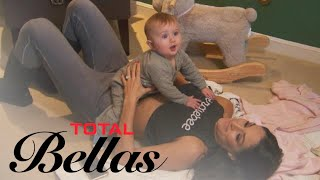 Nikki Bella Gets a Crash Course on Motherhood! | Total Bellas | E!