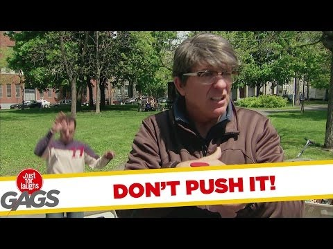 DO NOT PUSH RED BUTTON PRANK!