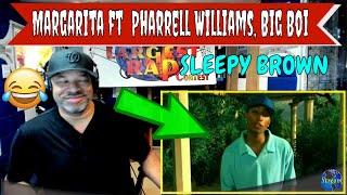 Sleepy Brown   Margarita ft  Pharrell Williams, Big Boi - Producer Reaction