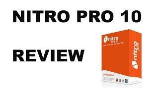 Nitro Pro 10 Review
