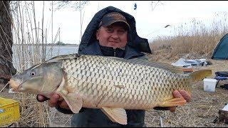 Рыбалка на Раскатах Апрель 2019