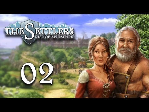 Let's Play The Settlers 6: Rise of an Empire - 2 [ Challia ]