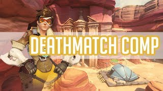 Overwatch - Dafran Deathmatch Competitive Placement
