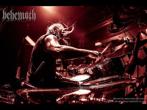 Inferno of Behemoth - Ov Fire and the Void - Regency Ballroom - SF, CA 5.9.16