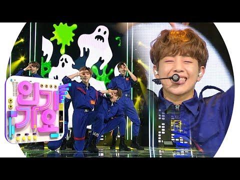 DONGKIZ(동키즈) - BlockBuster @인기가요 Inkigayo 20190804