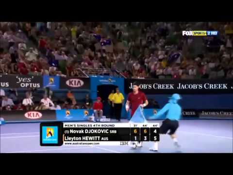 Lleyton Hewitt | The Fighter Never Dies (HD)