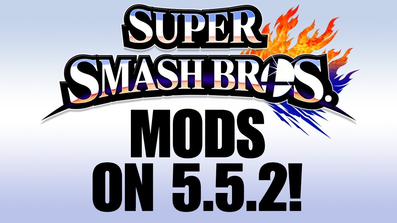 How to Load Smash 4 Mod Packs on Wii U 5 5 2! – Aaronitmar