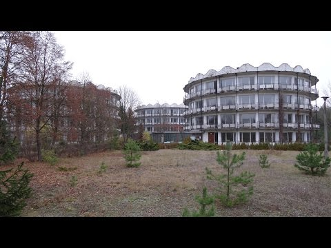 Opuszczony Ośrodek Wczasowy