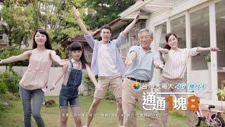 台灣大哥大 4G預付卡 通通1塊8