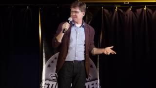 Herr Schröder GEWINNER Stuttgarter Comedy Clash Dezember 2016 cut